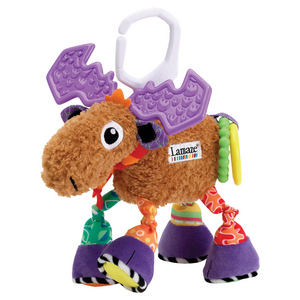 Lamaze Mortimer The Moose Cot Mobile Plush Toy